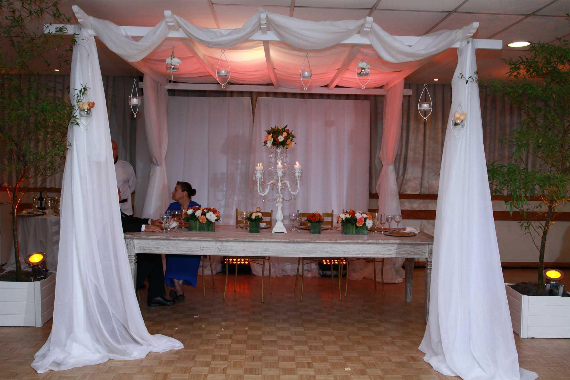 Decoração Com Voal ~ decoraç u00e3o e casamento Lidia Fraga Eventos